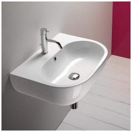 Catalano Sfera Umywalka wisząca, 60x45 cm biała 60C3