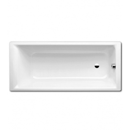 Kaldewei Puro 687 Wanna prostokątna 170x70x42 cm z powierzchnią uszlachetnioną, biała 258700013001