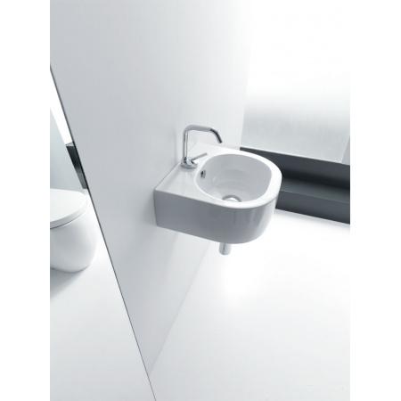 Kerasan Flo Umywalka wisząca 40x37 cm, biała 3149
