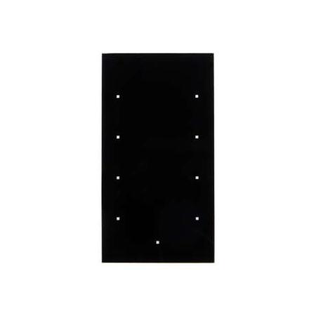 Berker TS Sensor Włącznik szklany dotykowy 4-krotny, czarny 168405