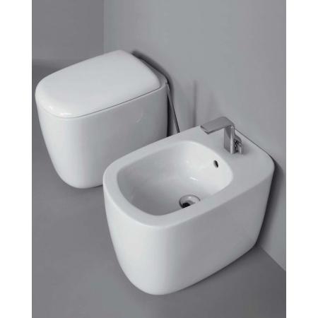 Flaminia Mono Miska WC stojąca 52x35x42cm, biała MN117