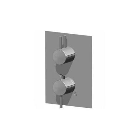 IB RUBINETTERIE MIKE LONG Bateria prysznicowa matowy nikiel TK530SS