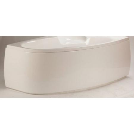 Excellent Aquaria Comfort Obudowa 150x56 cm, biała OBEX.AQP.15WH