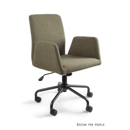 Unique Bravo Fotel biurowy, zielony 2-155-9
