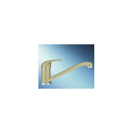 Blanco Vitis Silgranit-Look Jednouchwytowa bateria kuchenna stojąca, jasnobrązowa, tartufo 517662