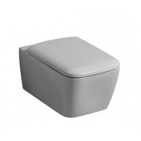 Koło Life Toaleta WC podwieszana 35x54x33 cm lejowa Rimfree, biała M23120900