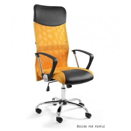 Unique Viper Fotel biurowy, żółty W-03-10