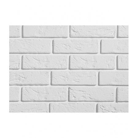 Stegu Parma Kamień dekoracyjny z fugą 22,5x7,8 cm, white STEPARKDFWHI