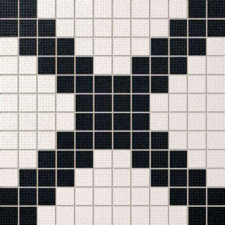 Tubądzin Monaco Monte Carlo Mozaika podłogowa Rivage 6 298x298 mm, TUBMMCMPRIV6