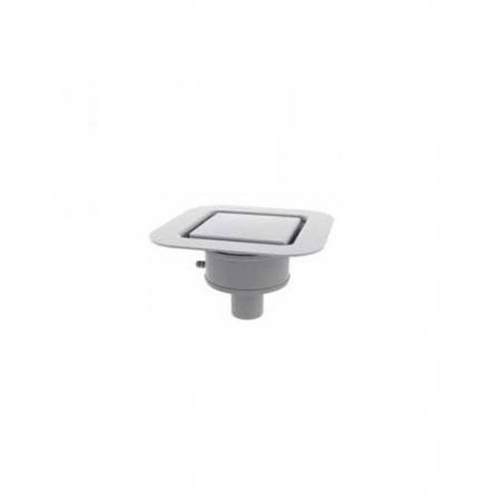 Kaldewei 4093 Syfon brodzikowy specjalny pionowy KA 120, biały 687770780001