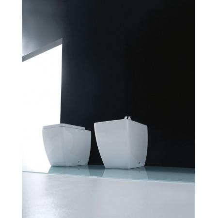 Kerasan Ego Miska WC stojąca 53x36 cm, biała 3216