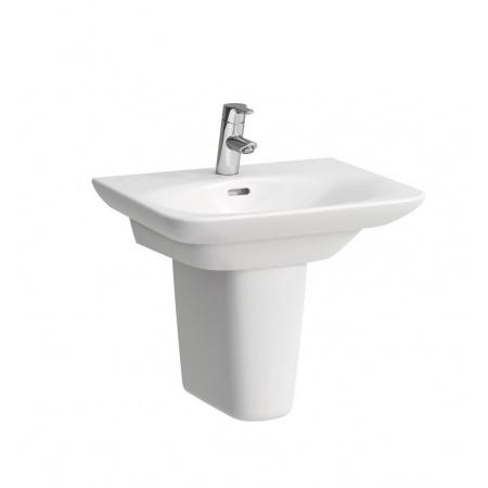 Laufen Palace Umywalka wisząca 45x36 cm bez otworu na baterię biała H8157010001091
