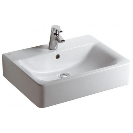 Ideal Standard Connect Cube Umywalka 55x38 cm krótka, biała E788601