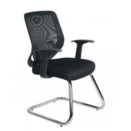 Unique Mobi Skid Fotel biurowy, czarny W-953-4