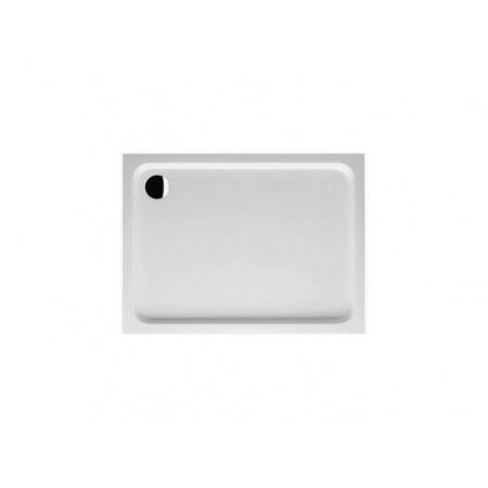 Villeroy & Boch Futurion Brodzik prostokątny - 100/80/6 cm Star white (DQ1806FUT2V96)