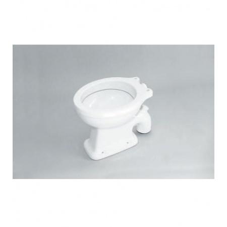 Flaminia Normale Miska WC Spofford stojący z pionowym odpływem 45,5x36x39,5cm, biała G1026