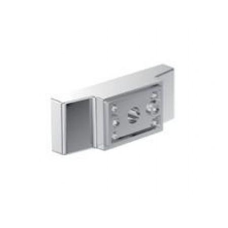 Emco Vara Element mocujący do serii Emco Vara Design 05 8,5x2,2x3,1 cm, chrom 428000104