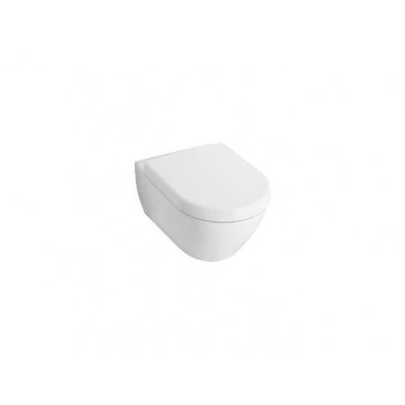 Villeroy & Boch Subway 2.0 Toaleta WC podwieszana 35,5x48 cm Compact krótka, biała Weiss Alpin 56061001