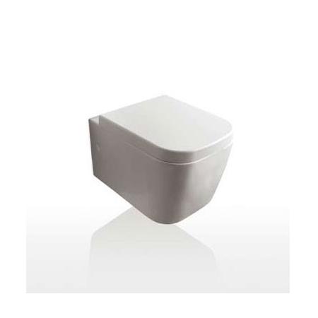Globo Stone Miska wisząca 45x36 cm, biała matowa SSS03.BO