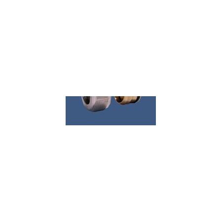 Schlosser Złączka zaciskowa do rury z miedzi GW M22x1,5 x 15mm antyczny mosiądz (6025 00002.10)