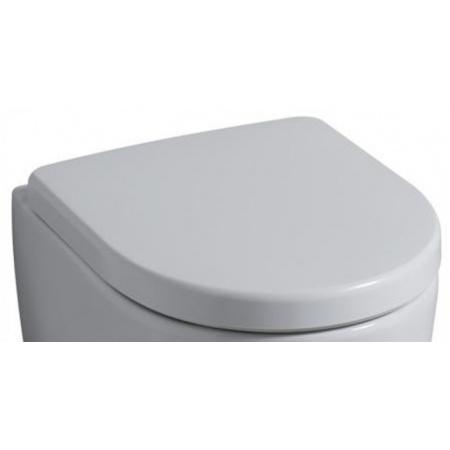 Keramag iCon Deska sedesowa zwykła, z tworzywa Duroplast, biała 574120