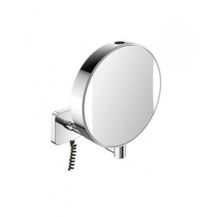 Emco Lusterko kosmetyczne z podświetleniem, chrom 109500110