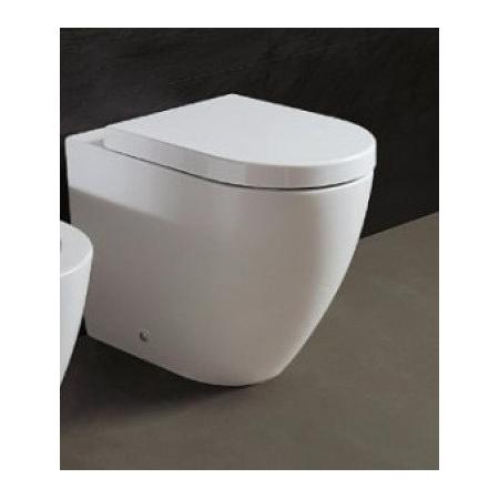 Area Ceramica Form Miska stojąca Square, biała 22240101