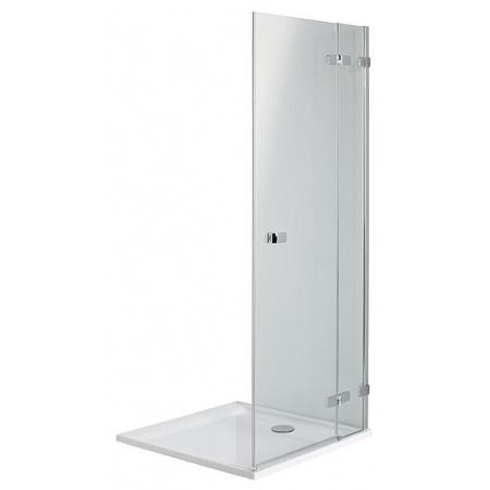Koło Next Drzwi prysznicowe 100x195 cm z powłoką Reflex prawe, profile srebrne szkło przezroczyste HDRF10222003R