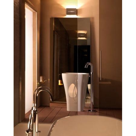 Kerasan Aquatech Umywalka wolnostojąca 60 cm, biała 374201