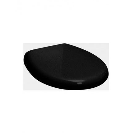 Kerasan Aquatech Deska wolnoopadająca czarna 3788 (matt 378831, połysk 378804)