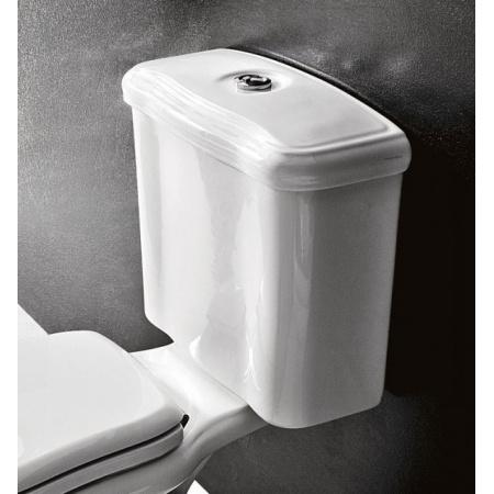 Kerasan Retro Spłuczka kompaktowa, biała 1081