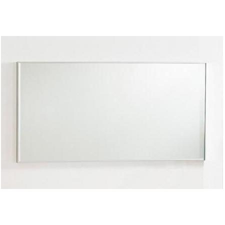 Antado Akcesoria łazienkowe Lustro Aluminium białe ALB-140x50
