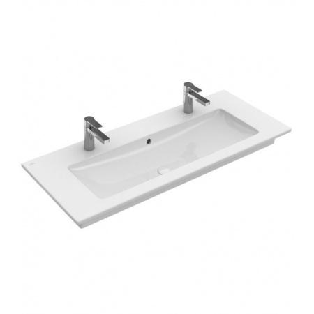 Villeroy & Boch Venticello Umywalka meblowa/wisząca 120x50 cm z przelewem, biała Weiss Alpin 4104CK01