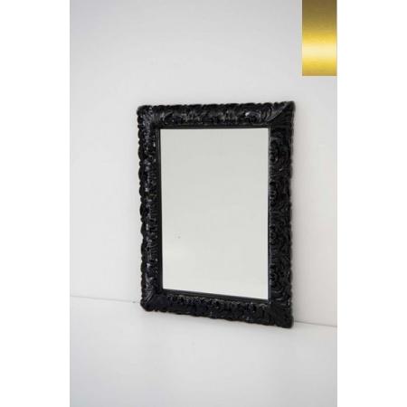 Art Ceram Italiana Lustro 70x90 cm, złota rama ACS00273