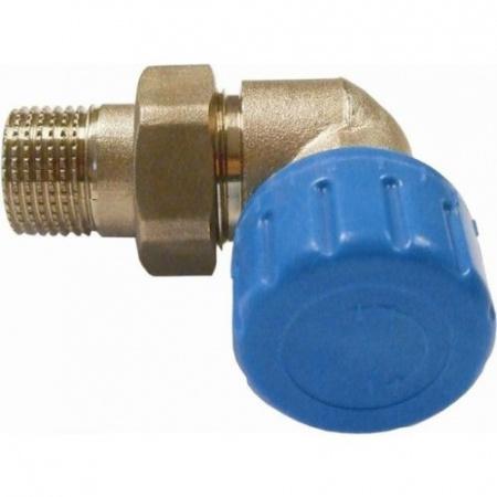 Schlosser zawór termostatyczny DN15 1/2xM22x1,5 osiowo prawy 6012 00011