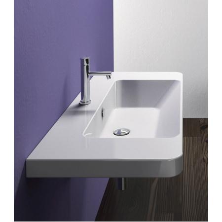 Catalano Proiezioni Umywalka 105x48 cm, biała 1105PR4800 / 105PR48