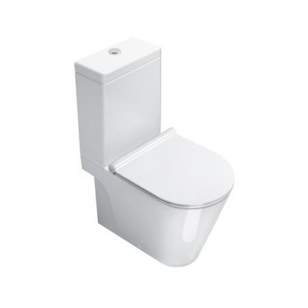 Catalano Zero Zbiornik do kompaktu WC, biały 1CMSZ00