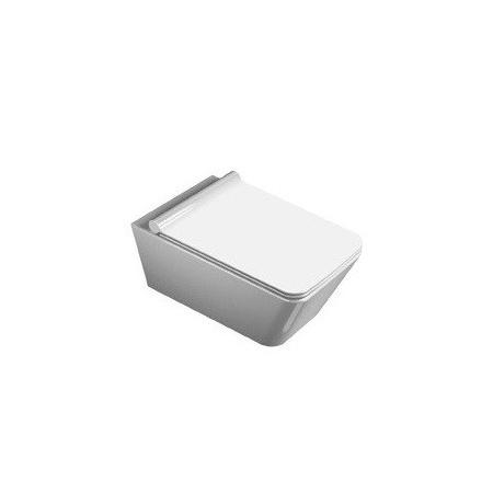 Catalano Proiezioni Miska WC 56x34 cm wisząca z powłoką CataGlaze, biała 1VSPN00 / VSPN