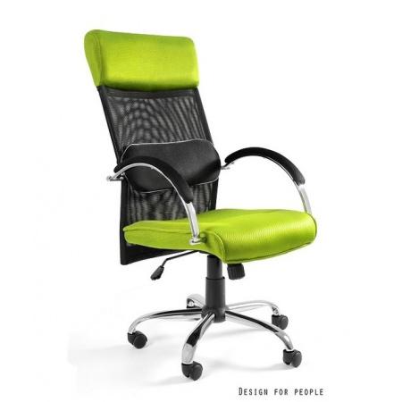 Unique Overcross Fotel biurowy, zielony W-62-9