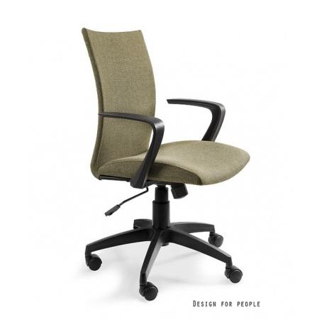 Unique Millo Fotel biurowy, zielony W-157-1-9