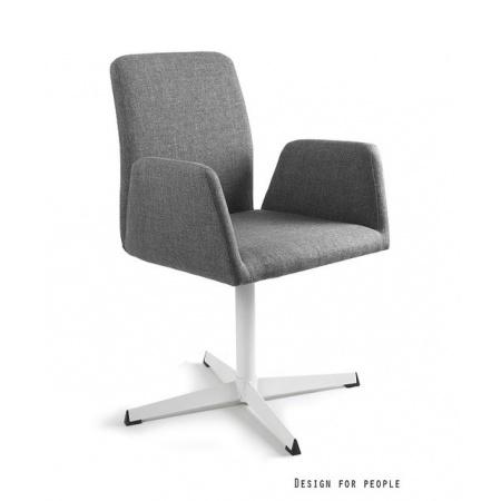 Unique Brava Fotel biurowy, szary 2-155A-8
