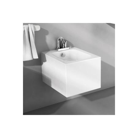 Art Ceram Block Bidet podwieszany 49x36 cm biały BKB00101;00