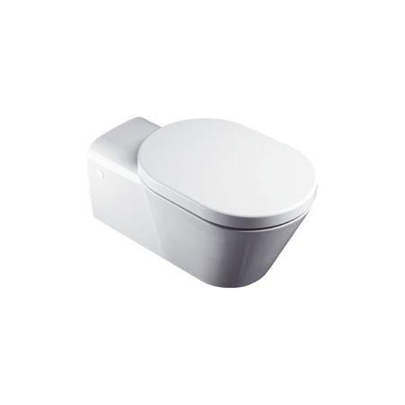 Catalano Verso Comfort Miska WC wisząca 70x37 cm z powłoką CataGlaze, biała 1VSHE00