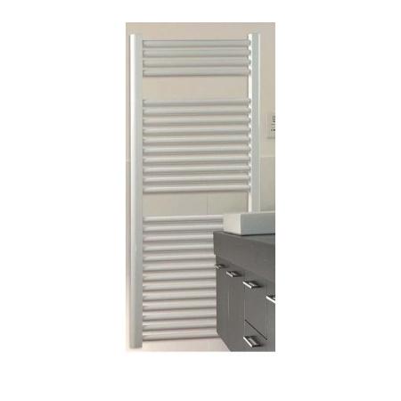 Zeta ZT Blanco Grzejnik łazienkowy 1800x400 biały, tylne zasilanie, rozstaw 350 - ZT18X40D