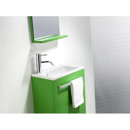 Bathco Kit Niza Zestaw mebli łazienkowych zielony 9901VE