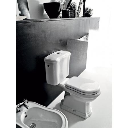Kerasan Retro Miska WC stojąca 72x38,5 cm, biała 1012