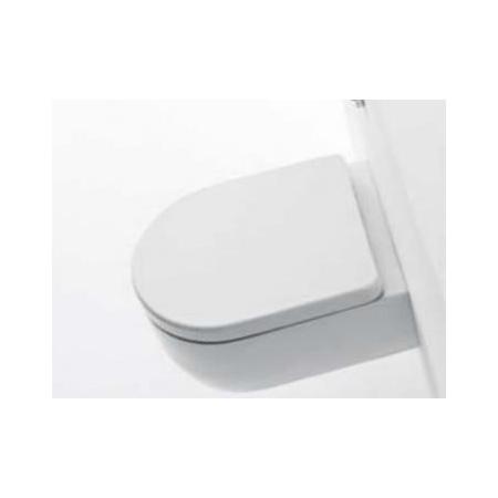 Kerasan Flo Deska sedesowa zwykła, biała 317601