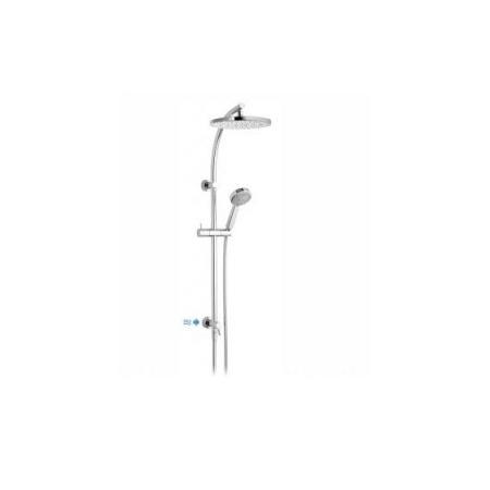 IB RUBINETTERIE Zestaw prysznicowy chrom N12595CC