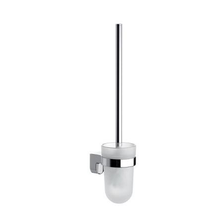 EMCO Mundo Szczotka do toalety natynkowa chrom 331500101