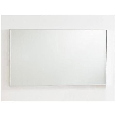 Antado Akcesoria łazienkowe Lustro Aluminium białe ALB-140x65